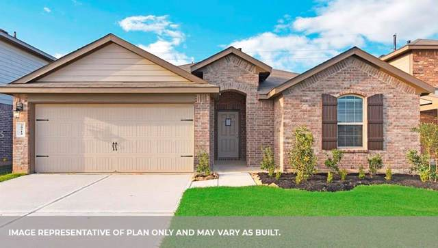 3910 Barnacle Court, Baytown, TX 77521 (MLS #69346320) :: The Queen Team