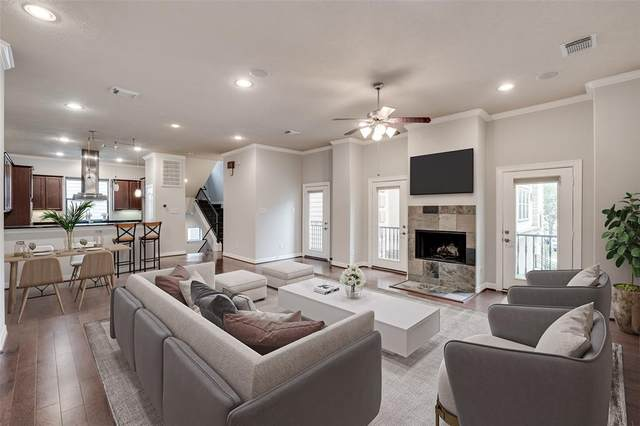 5701 Kiam Street D, Houston, TX 77007 (MLS #6935862) :: Green Residential