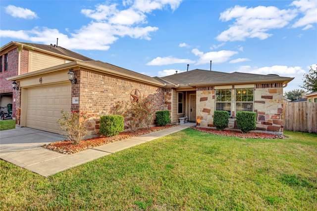 388 De Coster Boulevard, Alvin, TX 77511 (MLS #6935986) :: Phyllis Foster Real Estate