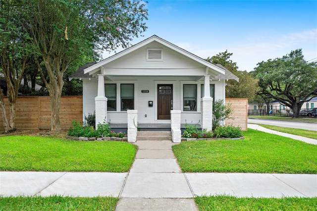1138 Jerome Street, Houston, TX 77009 (MLS #69370577) :: The Parodi Team at Realty Associates