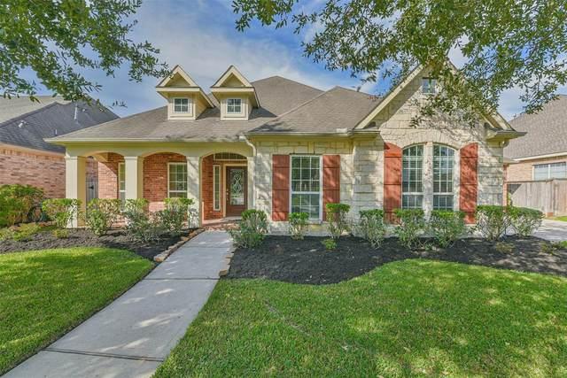 7511 Bearden Falls Lane, Humble, TX 77396 (MLS #69372144) :: Caskey Realty