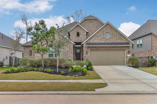 8507 Percy Ridge Drive, Magnolia, TX 77354 (MLS #69383623) :: The Home Branch