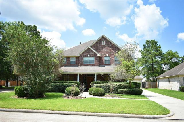 2003 Pincher Creek Drive, Spring, TX 77386 (MLS #69386826) :: The Johnson Team