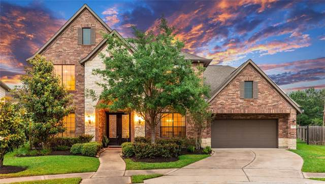6 Azure Lake Court, Katy, TX 77494 (MLS #69404976) :: Texas Home Shop Realty