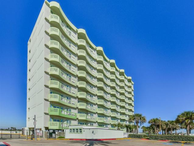 9420 Seawall Boulevard #705, Galveston, TX 77554 (MLS #69406031) :: REMAX Space Center - The Bly Team