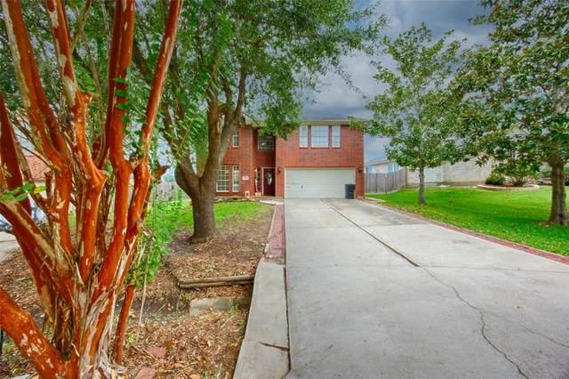10734 Hillside Drive, Montgomery, TX 77356 (MLS #69413398) :: The Wendy Sherman Team