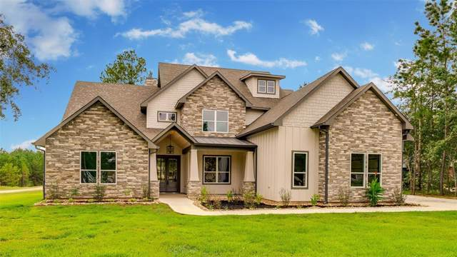 11508 Alison Court, Montgomery, TX 77316 (MLS #69416701) :: The Home Branch