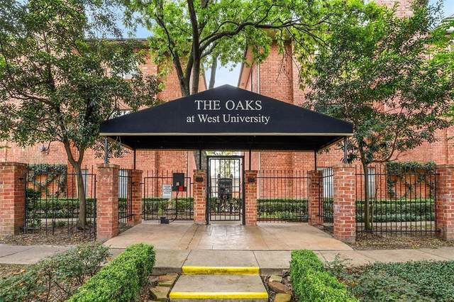 4041 Law Street #501, Houston, TX 77005 (MLS #69417268) :: Texas Home Shop Realty