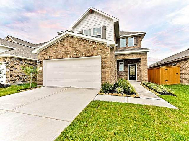 10405 Owens Lake Drive, Rosharon, TX 77583 (MLS #69427551) :: The SOLD by George Team