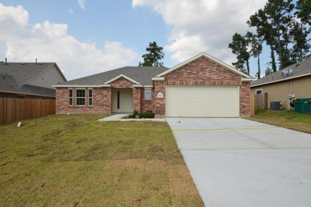 981 Arbor Crossing, Conroe, TX 77303 (MLS #69428864) :: Christy Buck Team