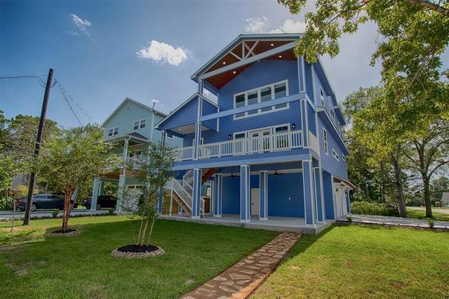 402 Clear Lake Road, Clear Lake Shores, TX 77565 (MLS #69434671) :: The Queen Team