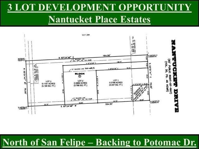 1428 Nantucket Drive, Houston, TX 77057 (MLS #69436626) :: Lerner Realty Solutions