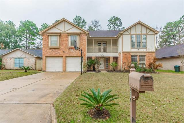 2506 Knollbrook Lane, Spring, TX 77373 (MLS #69445020) :: Green Residential