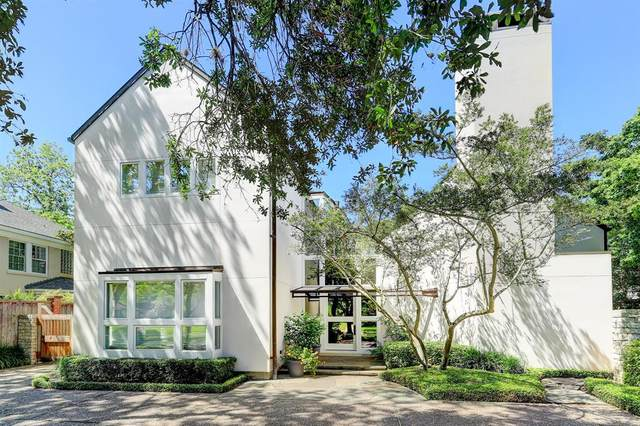 1752 North Boulevard, Houston, TX 77098 (MLS #69445350) :: The SOLD by George Team