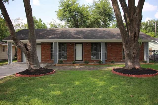 5735 Bellfort Street, Houston, TX 77033 (MLS #69453208) :: JL Realty Team at Coldwell Banker, United