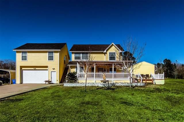 15 Pine Lake Lane, Riverside, TX 77367 (MLS #69453960) :: Area Pro Group Real Estate, LLC