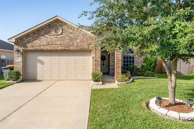 3815 Hunters Trail, Baytown, TX 77521 (MLS #69463929) :: Texas Home Shop Realty