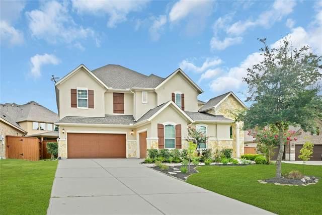 14117 N Lake Branch Lane N, Houston, TX 77044 (#69468144) :: ORO Realty