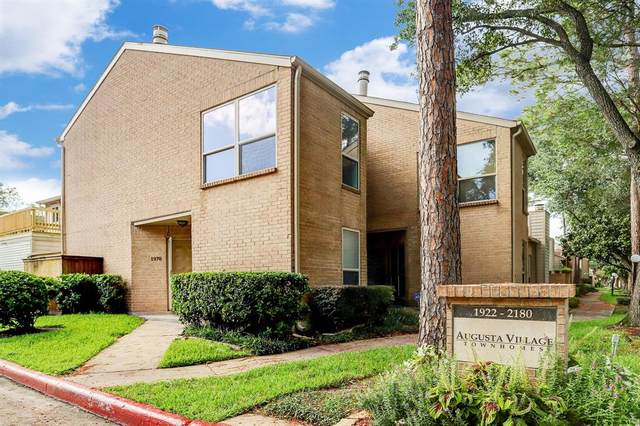 1978 Augusta Drive, Houston, TX 77057 (MLS #6947026) :: Lerner Realty Solutions