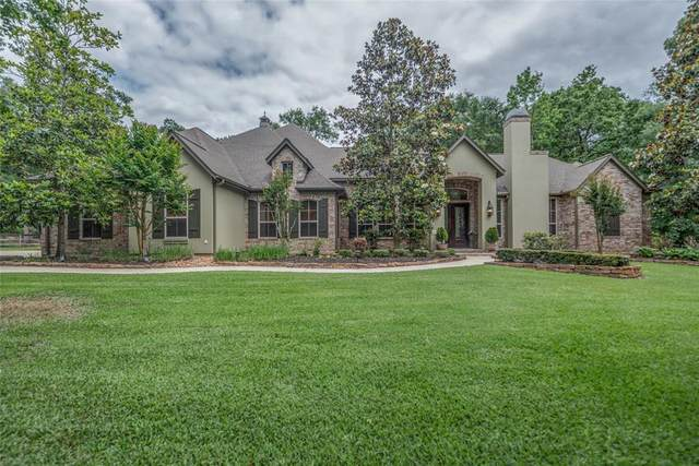9711 Crestwater Circle, Magnolia, TX 77354 (MLS #69477257) :: The Home Branch