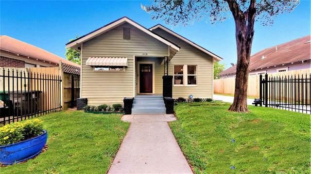 1418 Studewood Street, Houston, TX 77008 (MLS #69477594) :: Bay Area Elite Properties