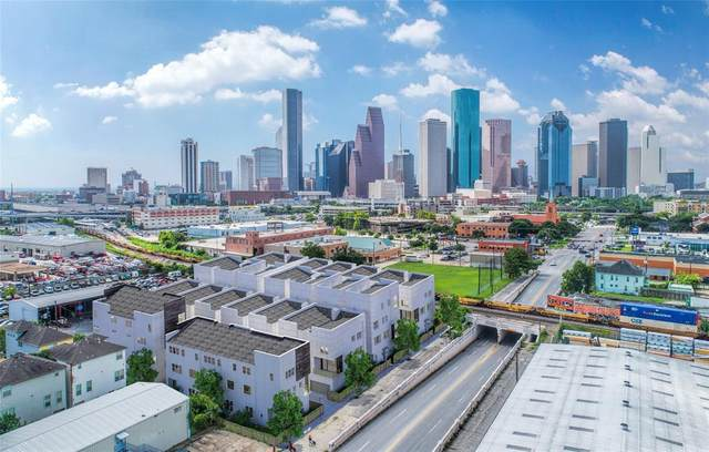 1211 Hickory Street F, Houston, TX 77007 (MLS #69480810) :: The Wendy Sherman Team