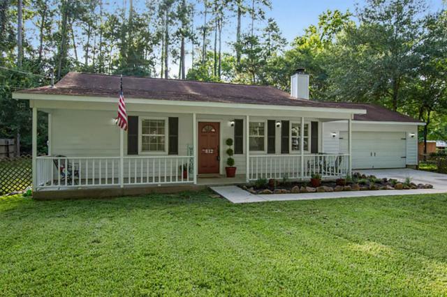 812 N Chickasaw Drive, Conroe, TX 77316 (MLS #69487884) :: Magnolia Realty