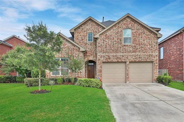 310 Lake Rim Drive, Rosenberg, TX 77469 (MLS #69490897) :: Homemax Properties