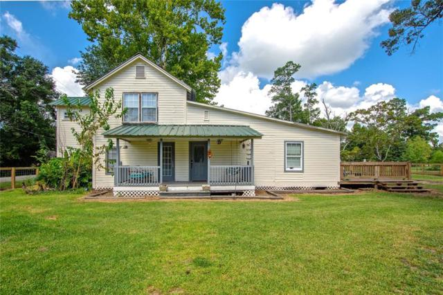 92 County Road 2437, Hull, TX 77564 (MLS #69491565) :: Giorgi Real Estate Group