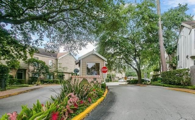 2100 Tanglewilde Street #23, Houston, TX 77063 (MLS #69492619) :: Connect Realty