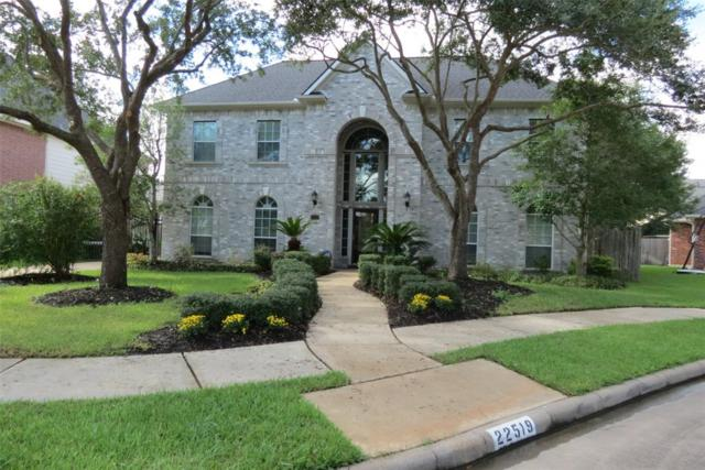 22519 Rippling Shore Court, Katy, TX 77494 (MLS #69495581) :: Caskey Realty