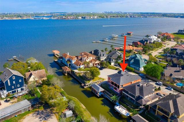 107 Blue Water Way Pvt, Kemah, TX 77565 (MLS #69498341) :: Bay Area Elite Properties