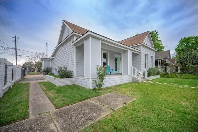 401 Walton Street, Houston, TX 77009 (MLS #69507400) :: The SOLD by George Team