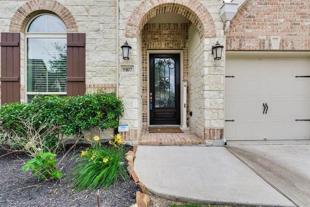 9107 Brampton Mill Court, Cypress, TX 77433 (MLS #69512187) :: Green Residential
