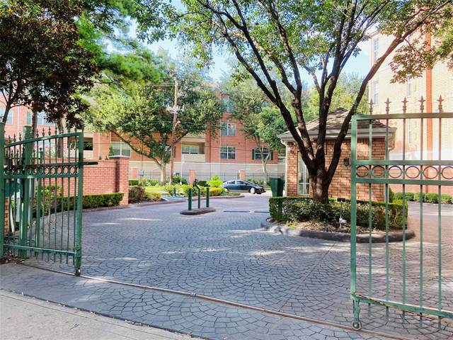 2100 Welch Street C211, Houston, TX 77019 (MLS #69517596) :: All Cities USA Realty
