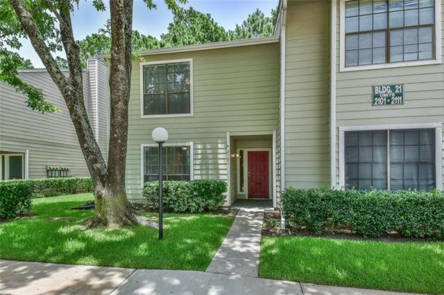 14911 Wunderlich Drive #2101, Houston, TX 77069 (MLS #69518124) :: Christy Buck Team