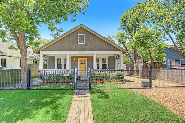 1335 Lawrence Street, Houston, TX 77008 (MLS #69525449) :: Connell Team with Better Homes and Gardens, Gary Greene