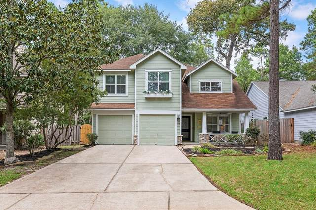 54 W Gaslight Place, The Woodlands, TX 77382 (MLS #69537229) :: Giorgi Real Estate Group