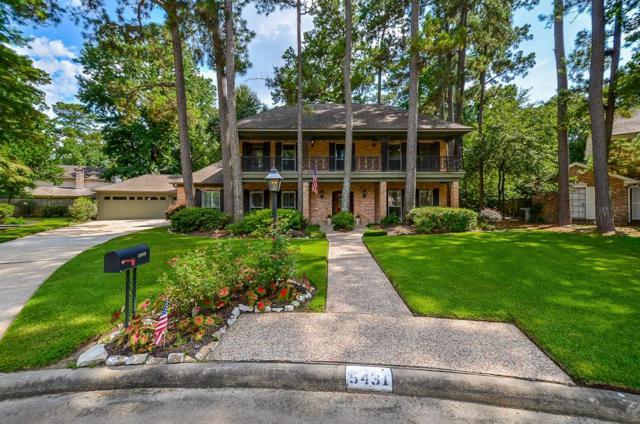 5431 Crown Colony, Houston, TX 77069 (MLS #6953830) :: Texas Home Shop Realty