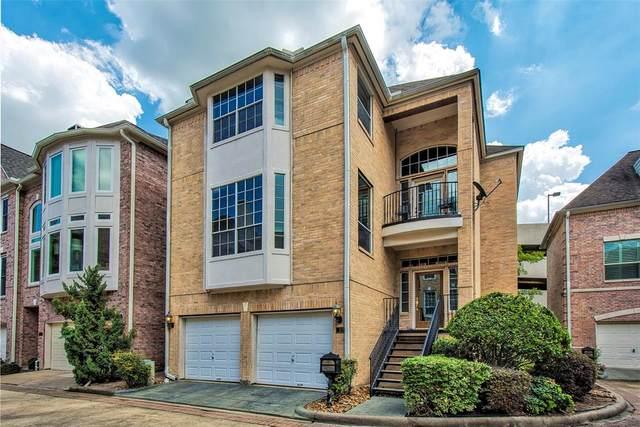23 Stalynn Lane, Houston, TX 77027 (MLS #69540319) :: Green Residential