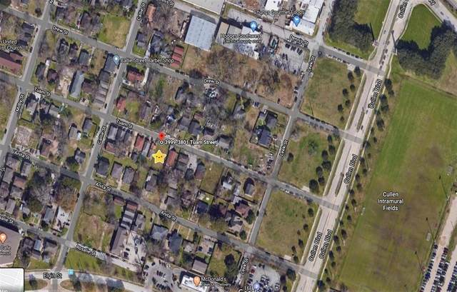0 Tuam Street, Houston, TX 77004 (MLS #69551952) :: The SOLD by George Team