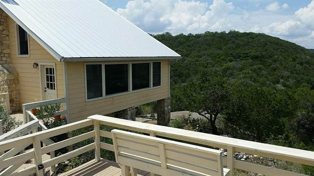 906 Catclaw Mountain, Concan, TX 78801 (MLS #6956221) :: Connell Team with Better Homes and Gardens, Gary Greene