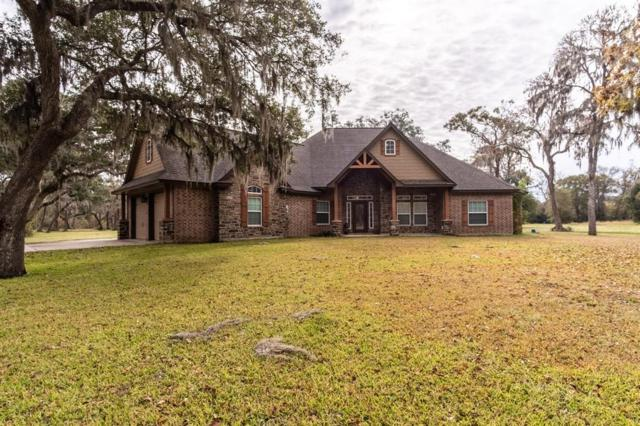 4181 County Road 461A, Brazoria, TX 77422 (MLS #69572259) :: Texas Home Shop Realty