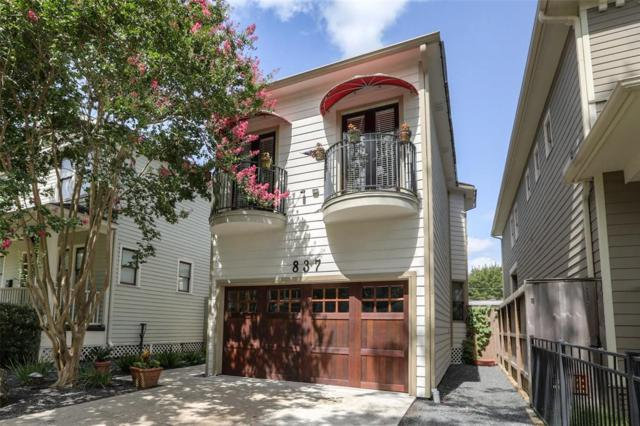 837 Ashland Street, Houston, TX 77007 (MLS #69577088) :: Krueger Real Estate