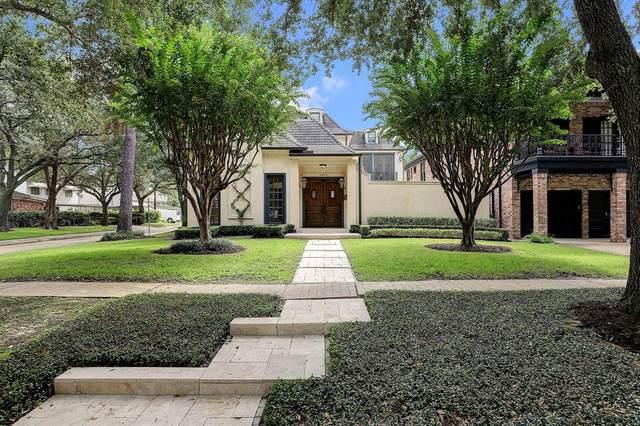 3303 Plumb Street, West University Place, TX 77005 (MLS #69578571) :: Green Residential