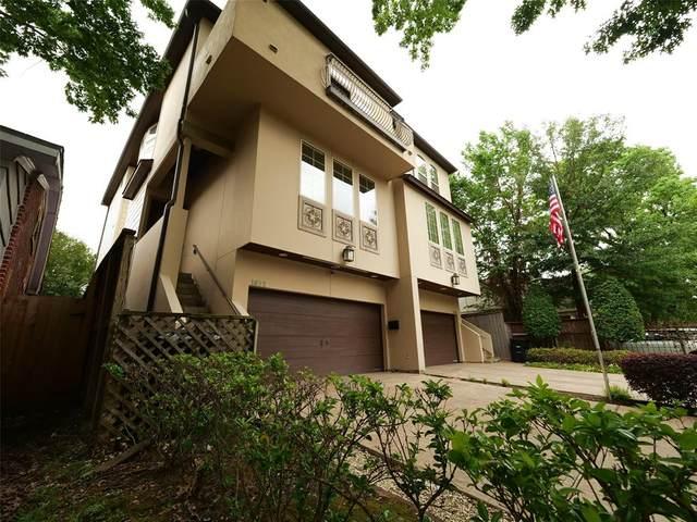 1652 Bonnie Brae Street, Houston, TX 77006 (MLS #69582040) :: Lerner Realty Solutions