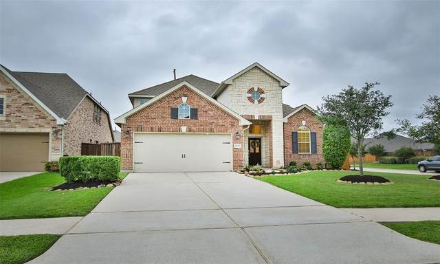 24318 Piazza Drive, Richmond, TX 77406 (MLS #6958481) :: The SOLD by George Team