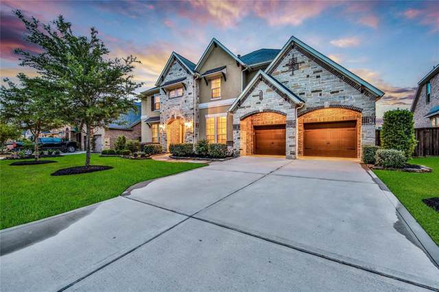 4127 Bayliss Retreat Lane, Spring, TX 77386 (MLS #69585840) :: Texas Home Shop Realty