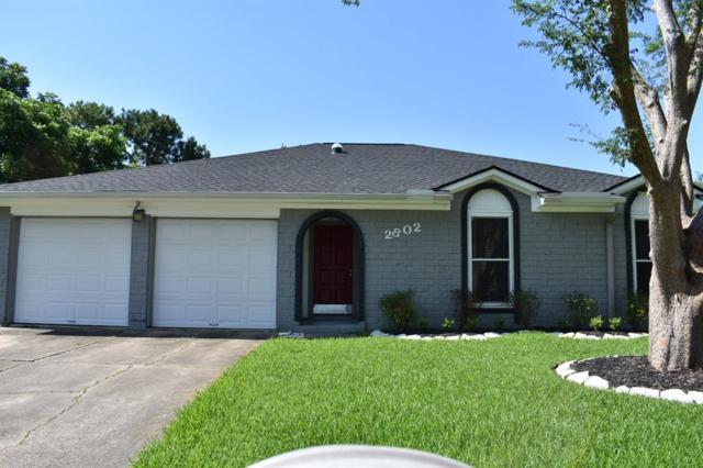 2802 Early Turn Court, Webster, TX 77598 (MLS #69595154) :: The Bly Team