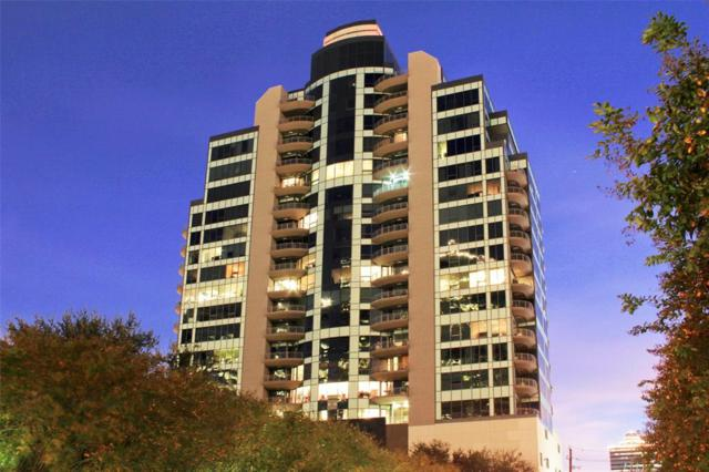 1600 Post Oak Boulevard #1006, Houston, TX 77056 (MLS #69608467) :: Texas Home Shop Realty